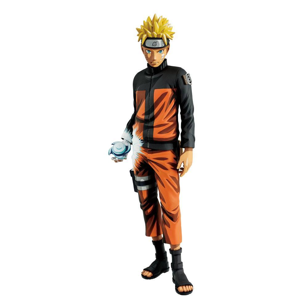 Naruto Shippuden Grandista Shinobi Relations Uzumaki Naruto Manga Dimension