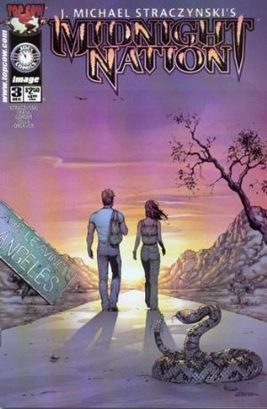 Top Cow Comics - Midnight Nation #3 (Oferta de Capa Protectora)