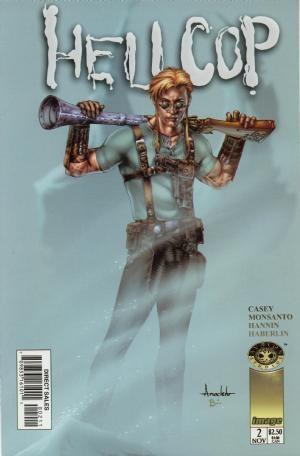 Image Comics - Hellcop #2 (Oferta de Capa Protectora)