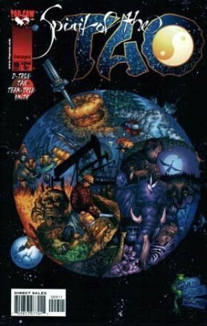 Top Cow Comics - Spirit of the Tao #9 (Oferta de Capa Protectora)