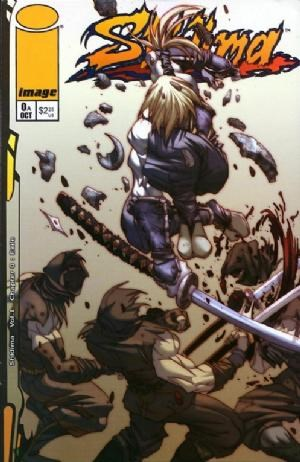 Image Comics - Shidima #0 (Oferta de Capa Protectora)
