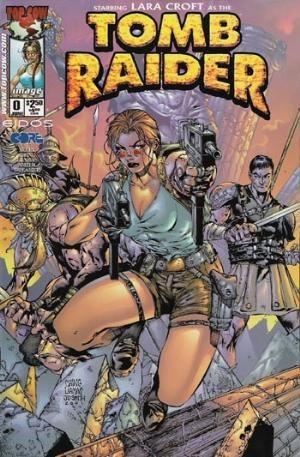 Top Cow - Tomb Raider #0 (Oferta de Capa Protectora)