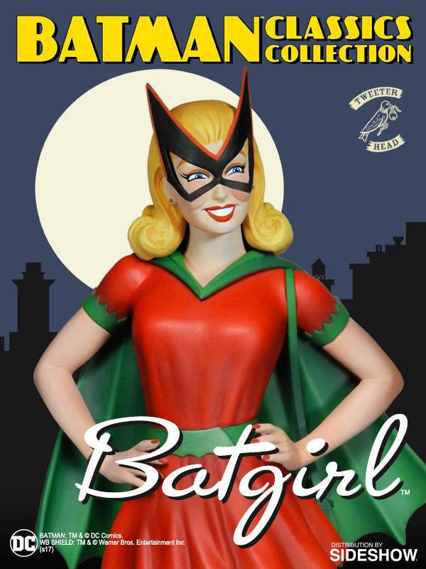 Batman Classics Collection Maquette Classic Batgirl 28 cm