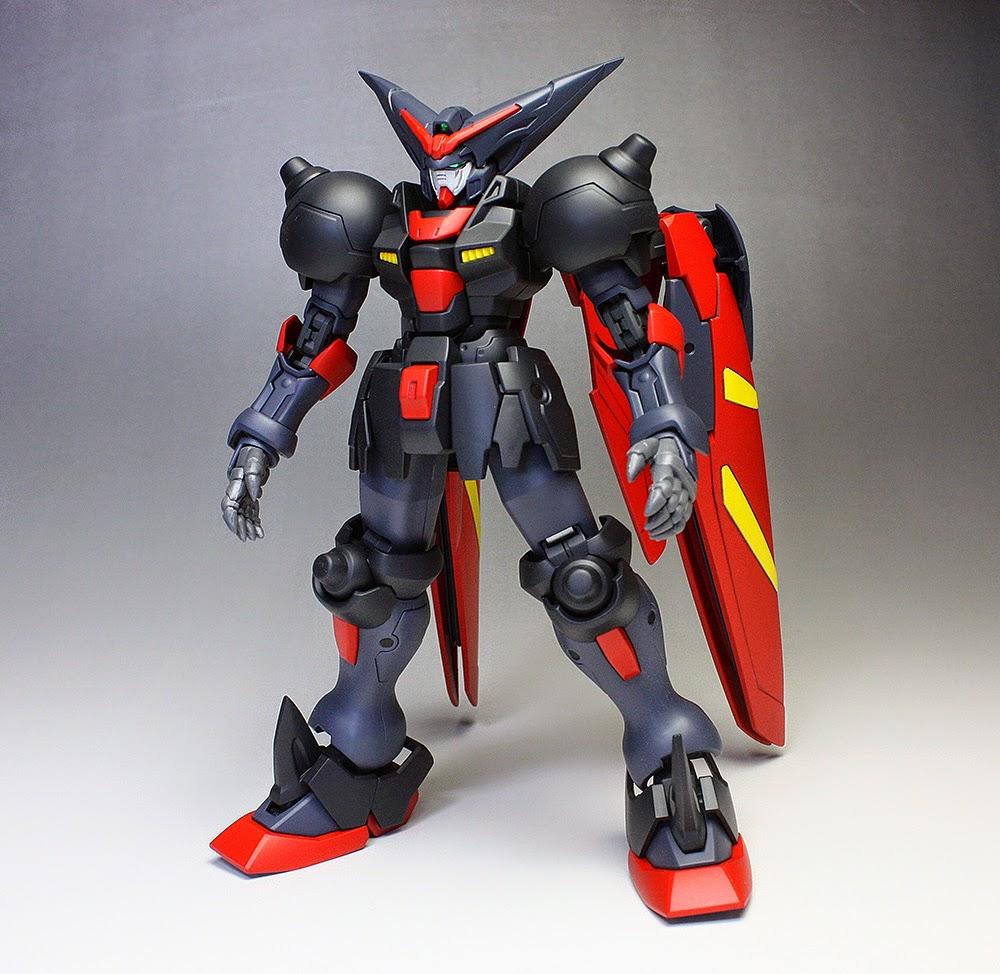 MG Master Grade Gundam Master 1/100