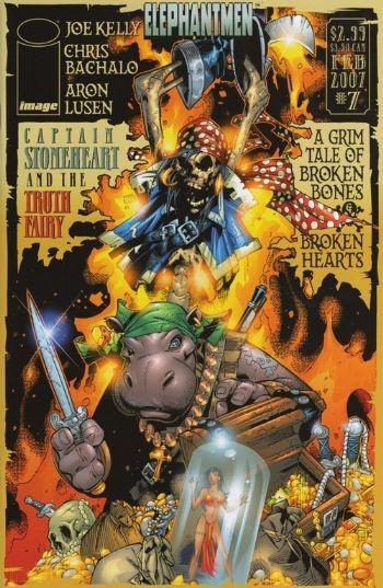 Image Comics - Elephantmen #7 (Oferta de Capa Protectora)