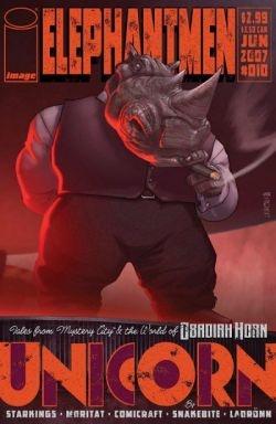 Image Comics - Elephantmen #10 (Oferta de Capa Protectora)
