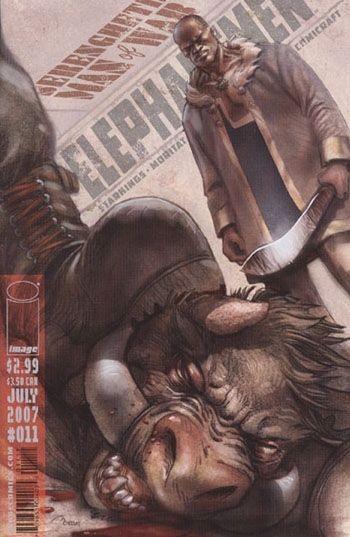 Image Comics - Elephantmen #11 (Oferta de Capa Protectora)