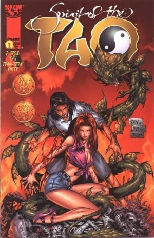 Top Cow Comics - Spirit of the Tao #1 (Oferta de Capa Protectora)