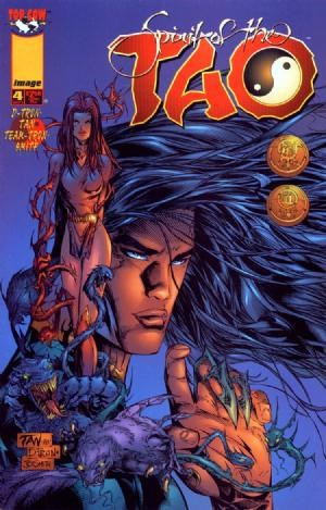 Top Cow Comics - Spirit of the Tao #4 (Oferta de Capa Protectora)