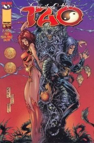 Top Cow Comics - Spirit of the Tao #3 (Oferta de Capa Protectora)