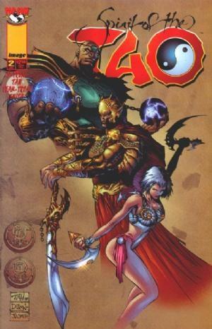 Top Cow Comics - Spirit of the Tao #2 (Oferta de Capa Protectora)