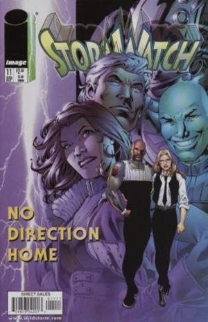 Image Comics - StormWatch #11  (oferta capa protetora)