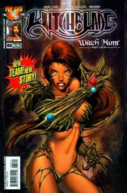 Top Cow - Hitchblade #80 Part 1 of 6 (Oferta de Capa Protectora)