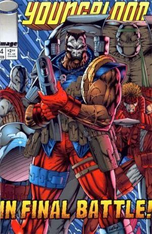 Image Comics - YoungBlood #4 (oferta capa protetora)