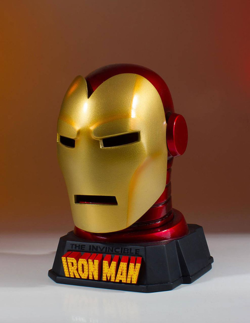Marvel Bust / Desk Accessory Iron Man Helmet 23 cm