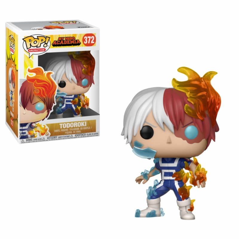 Pop Anime: My Hero Academia - Todoroki Vinyl Figure 10 cm