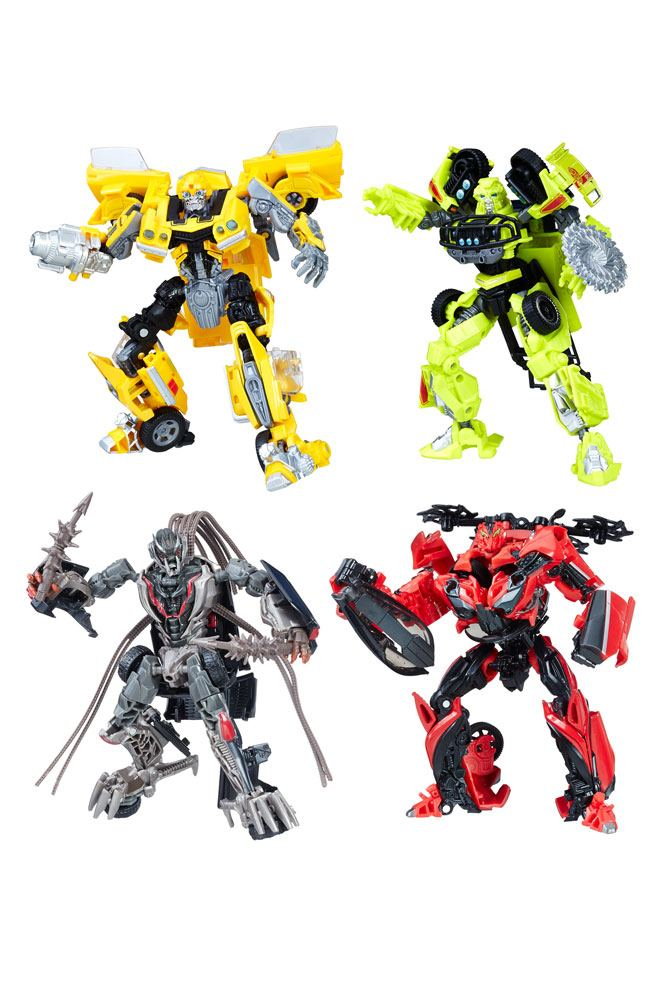 Transformers Studio Series Deluxe Class Action Figures 2018 Wave 1