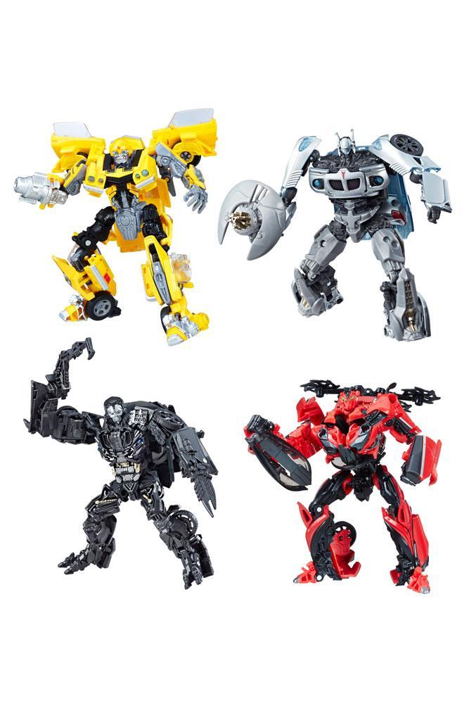 Transformers Studio Series Deluxe Class Action Figures 2018 Wave 2