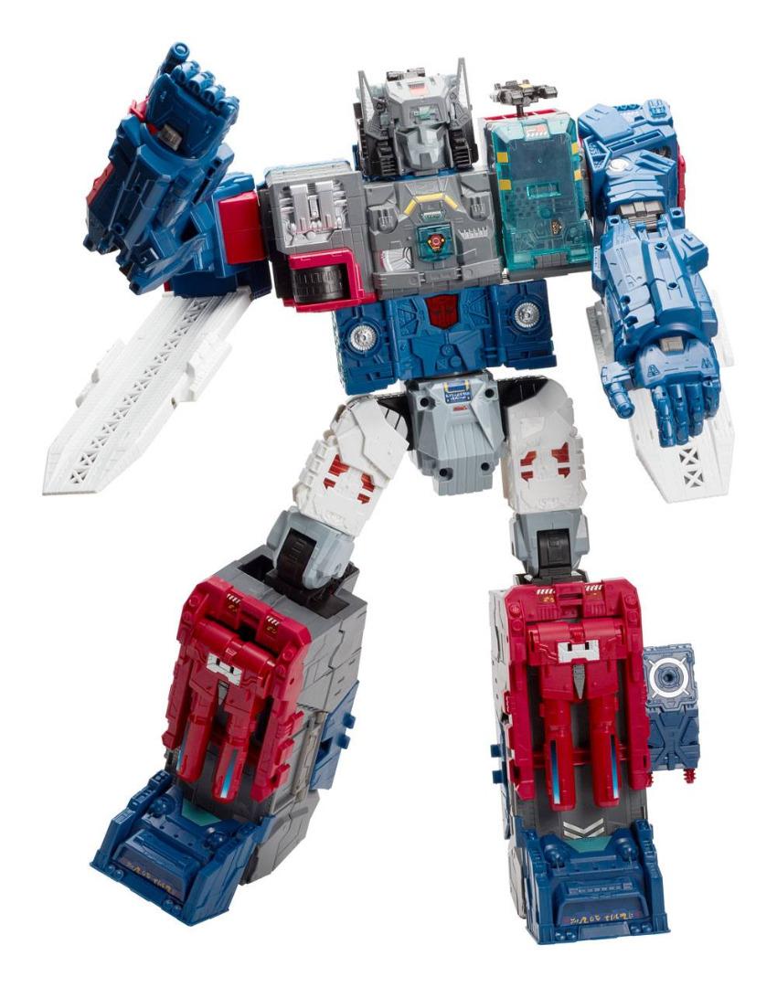 Transformers Generations Titans Return Action Figure Titan Class 2016