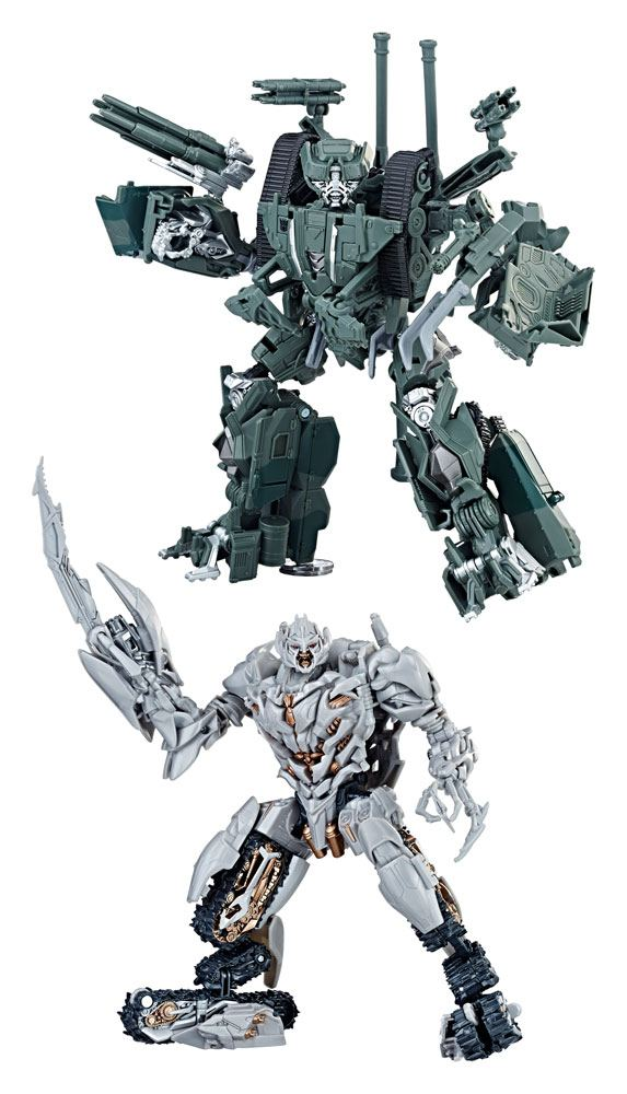 Transformers Studio Series Voyager Class Action Figures 2018 Wave 2