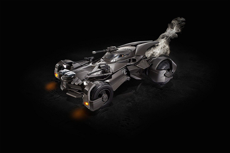 Justice League Ultimate Batmobile RC 1/10 Vehicle & Figure 64 cm
