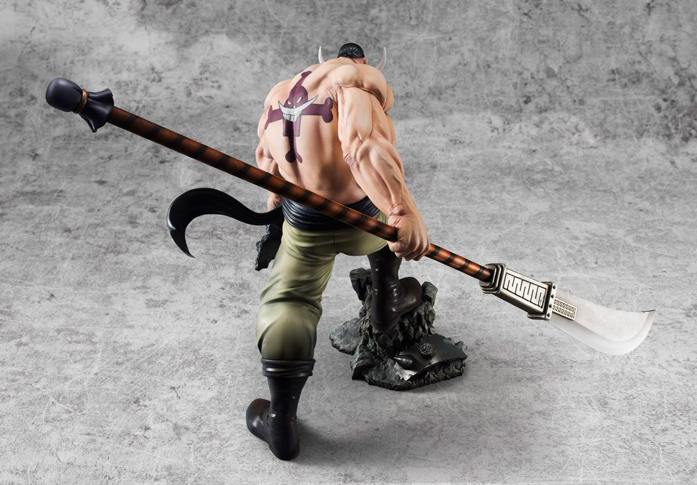 One Piece Excellent Model P.O.P Neo Maximum PVC Statue Whitebeard Edward