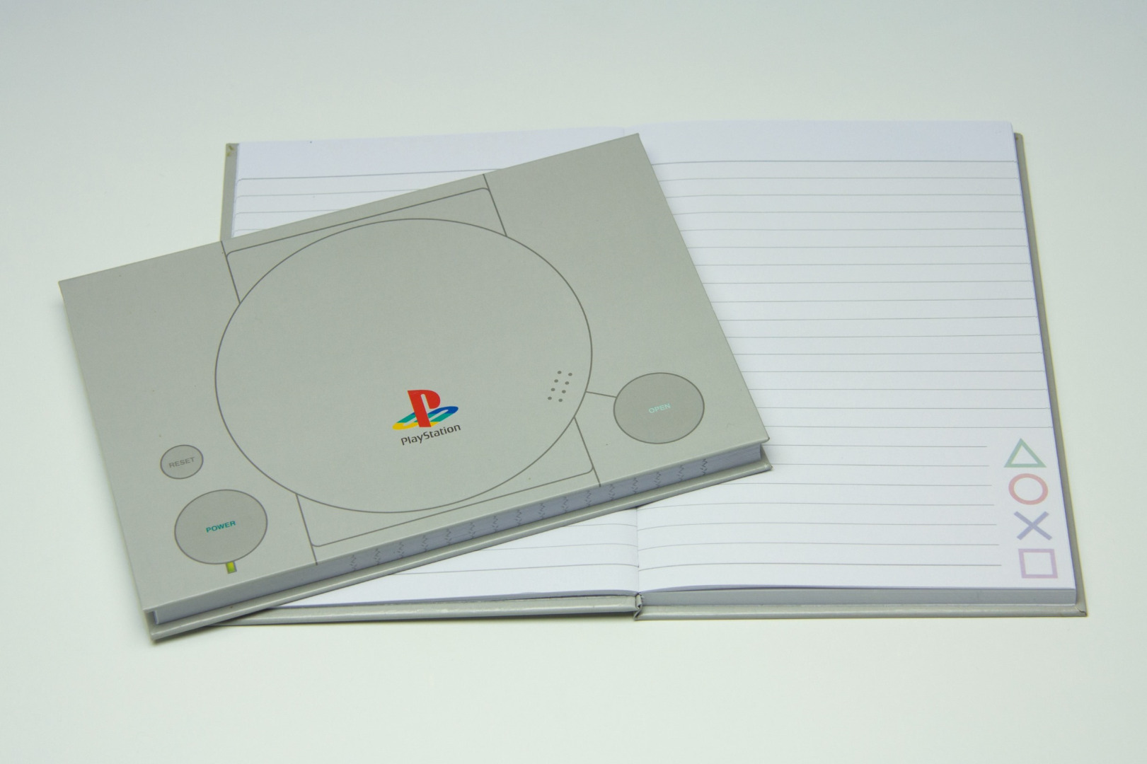 Playstation: Notebook A5