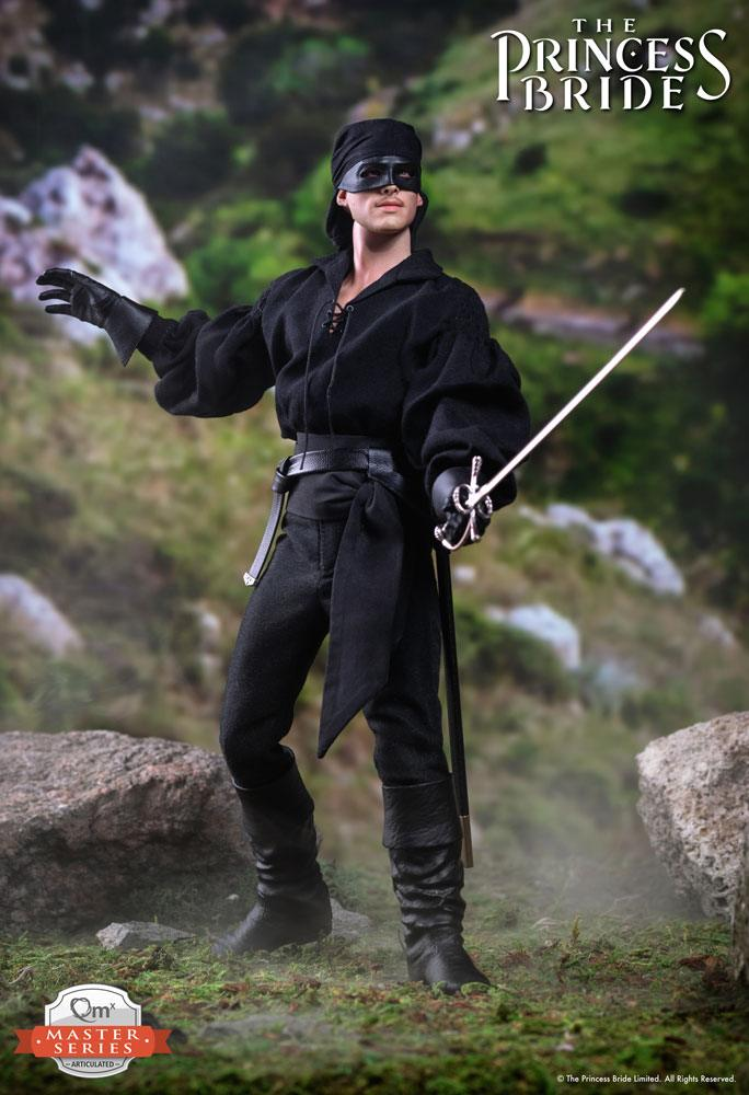 The Princess Bride Master Series AF 1/6 Westley/Dread Pirate Roberts 30 cm
