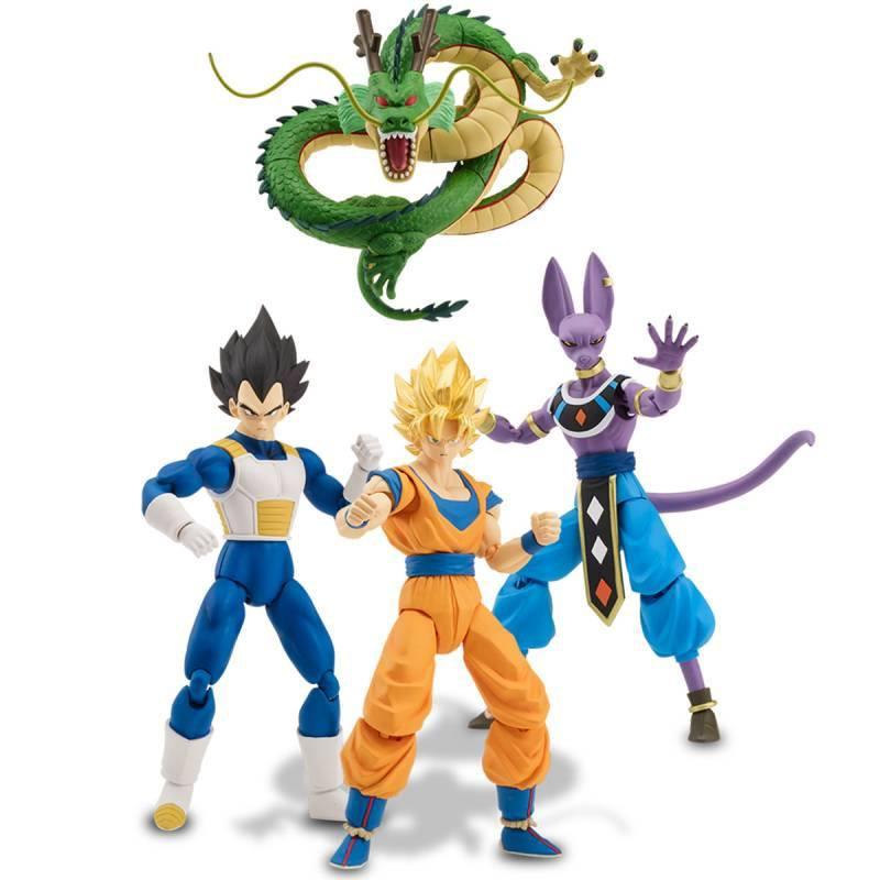 Dragonball Super Dragon Stars Action Figures 17 cm Assortment Series 1 (3)