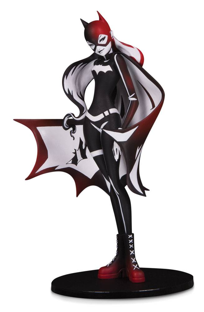 DC Artists Alley Statue Batgirl by Sho Murase 17 cm