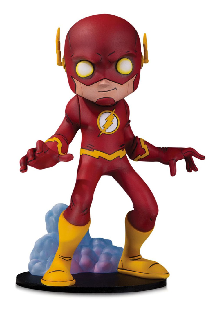DC Artists Alley Statue The Flash by Chris Uminga 16 cm