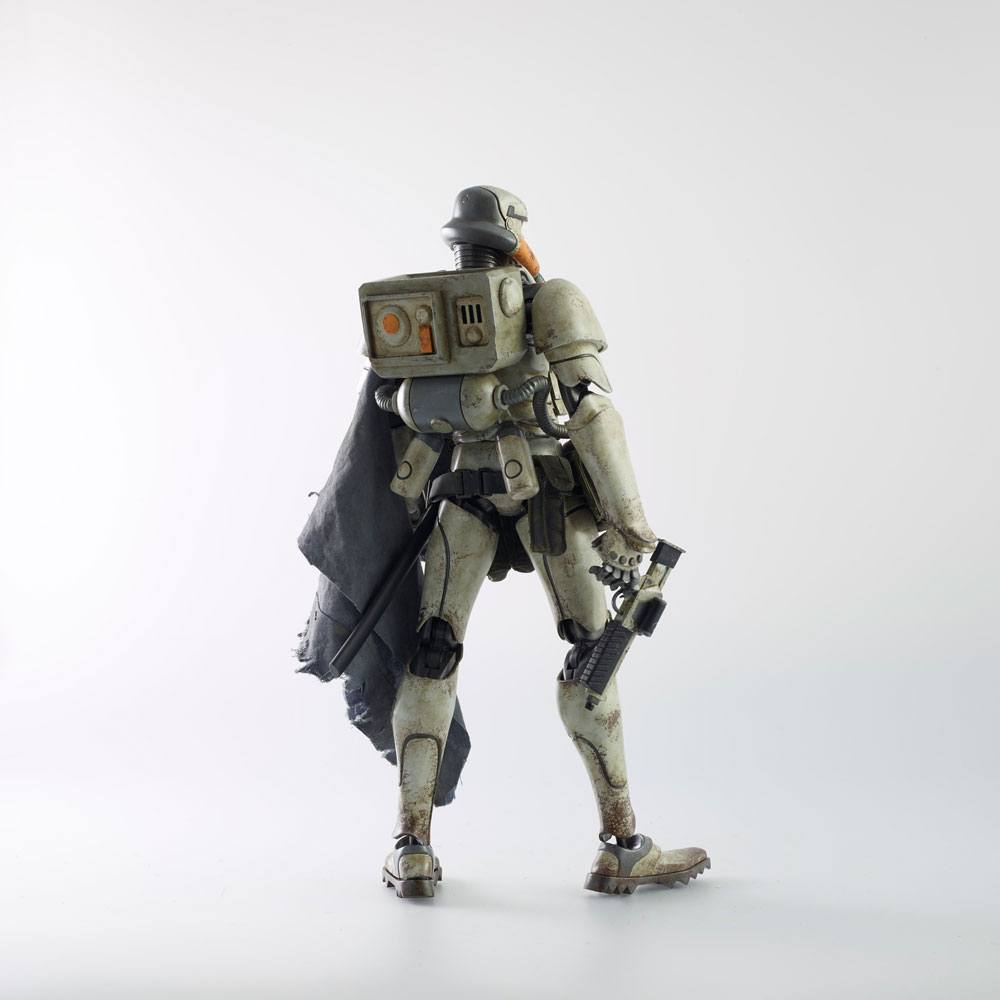 Tomorrow Kings Action Figure Showa TK TRooper v2 Arid Patrol 33 cm