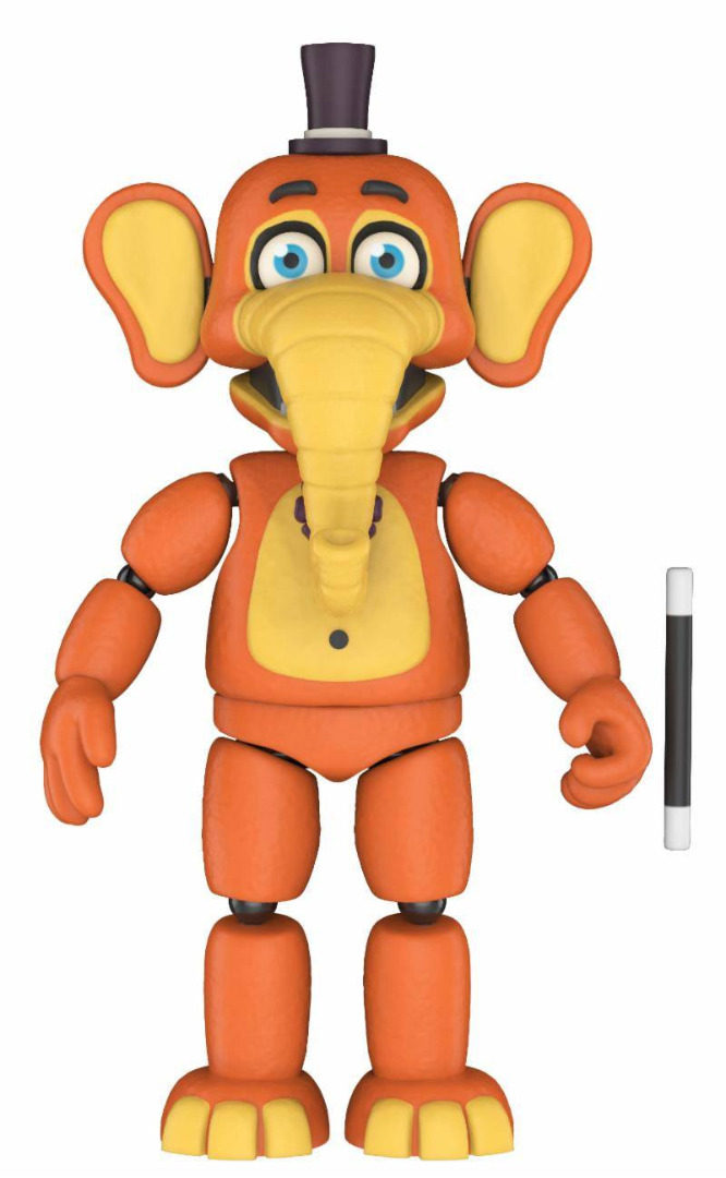 Five Nights at Freddy's Pizza Simulator ActionFigure Orville Elephant 13 cm