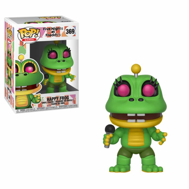 Pop! Games: FNAF - Pizza Sim - Happy Frog Vinyl Figure 10 cm