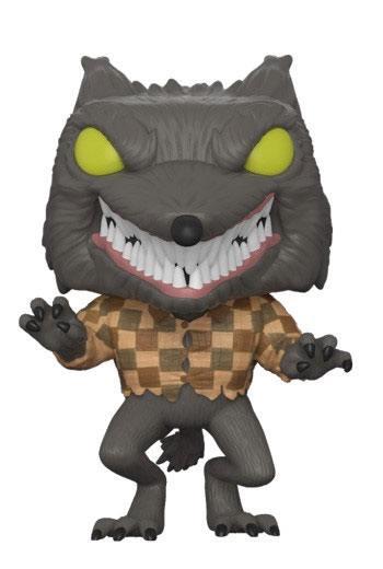 Nightmare Before Christmas POP! Disney  Speciality Series Wolfman 10 cm
