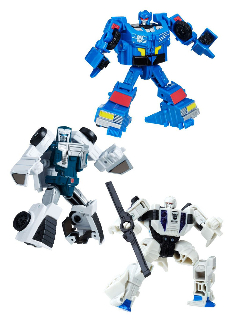 Transformers Generations Power of the Primes Action Figures Legends Class