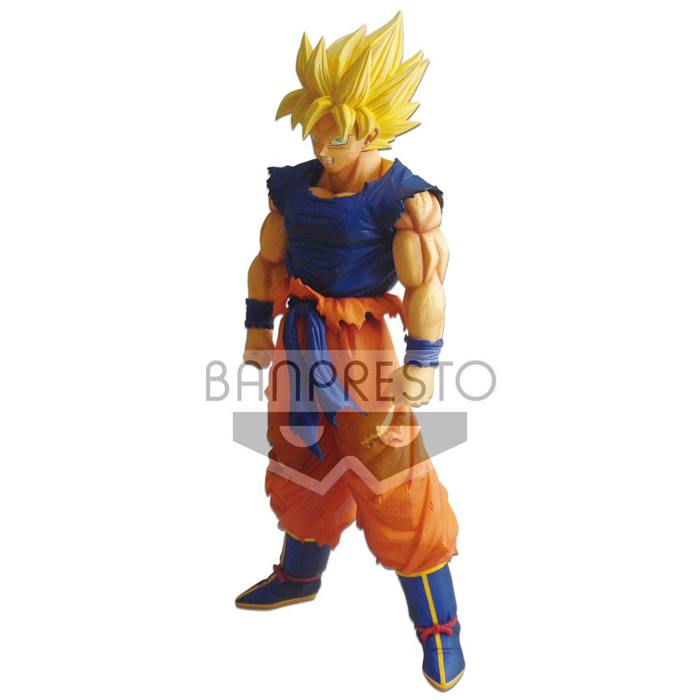 Dragonball Super Legend Battle Figure Super Saiyan Son Goku 25 cm