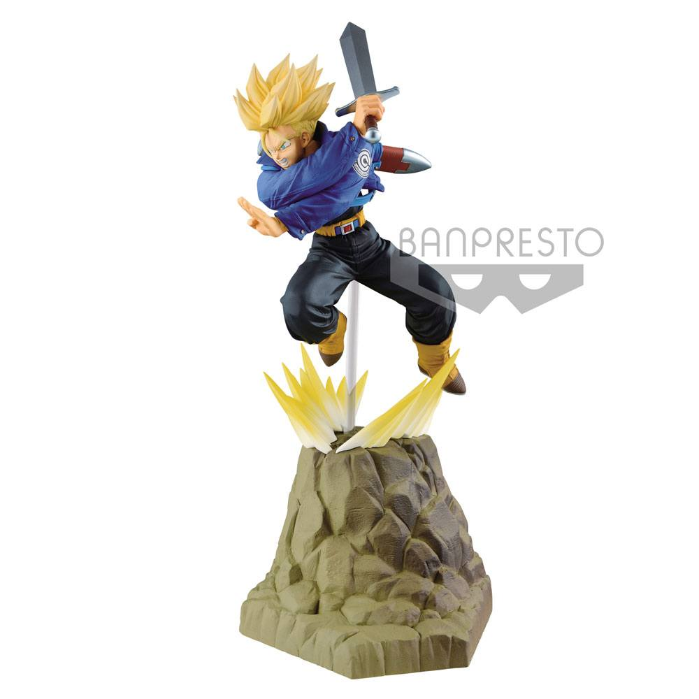 Dragonball Z Absolute Perfection Figure Trunks 15 cm