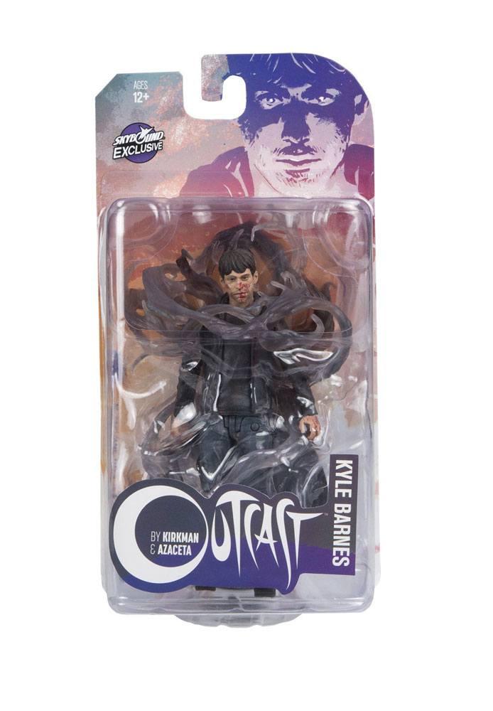 Outcast Action Figure Comic Kyle (Bloody) 15 cm