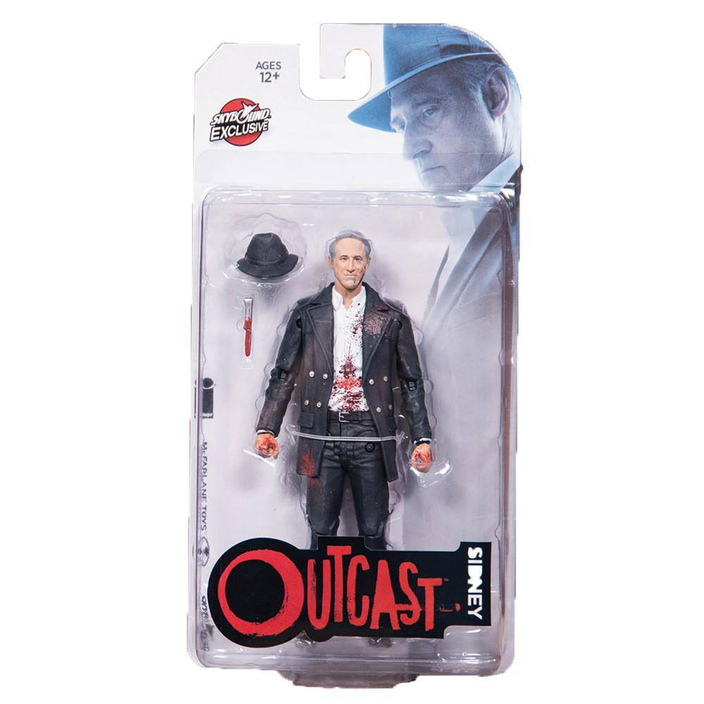 Outcast Action Figure TV Sidney (Bloody) 15 cm