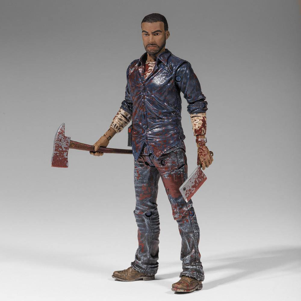 The Walking Dead Action Figure Lee Everett (Bloody) 15 cm