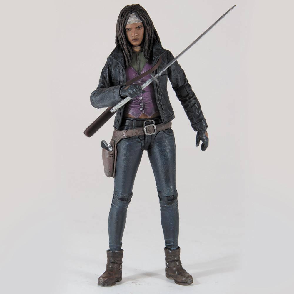 The Walking Dead Action Figure Michonne (Color) 15 cm
