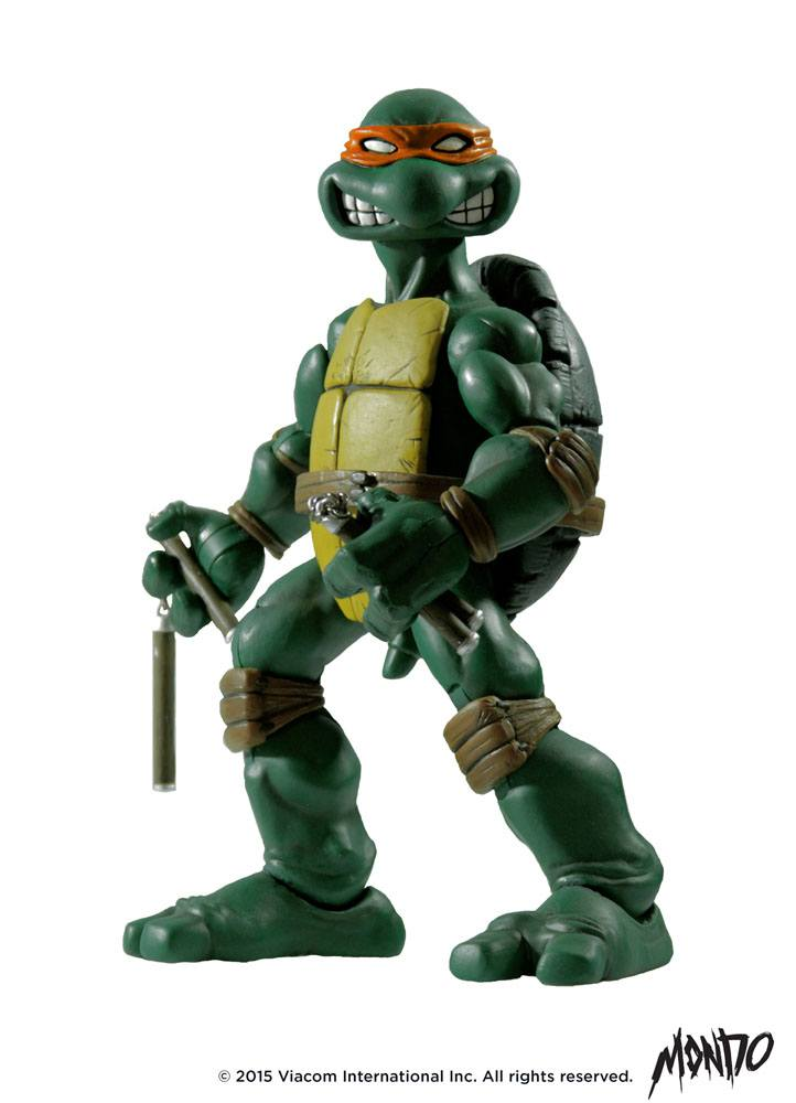 Teenage Mutant Ninja Turtles Action Figure 1/6 Michelangelo 28 cm