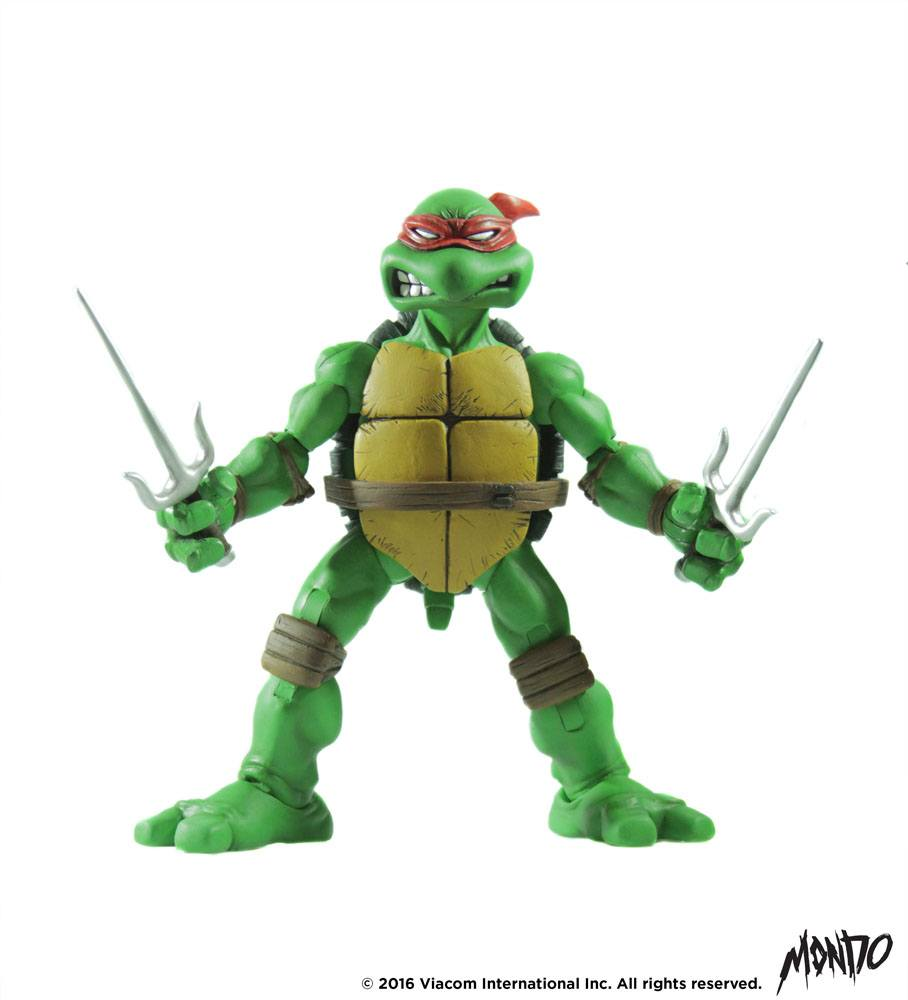 Teenage Mutant Ninja Turtles Action Figure 1/6 Raphael 28 cm