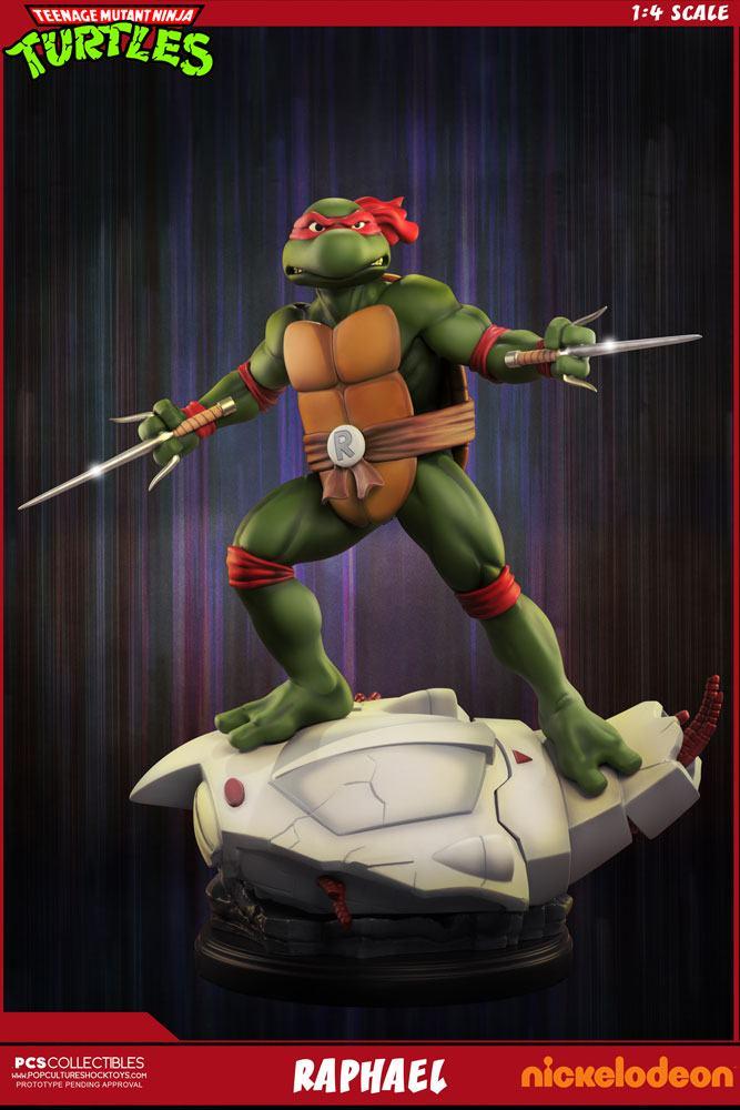 Teenage Mutant Ninja Turtles Statue 1/4 Raphael 53 cm