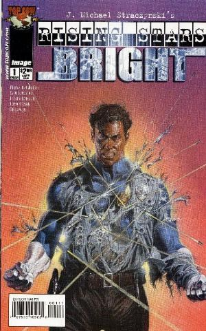 Top Cow Comics - Rising Star Bright #1 (Oferta de Capa Protectora)