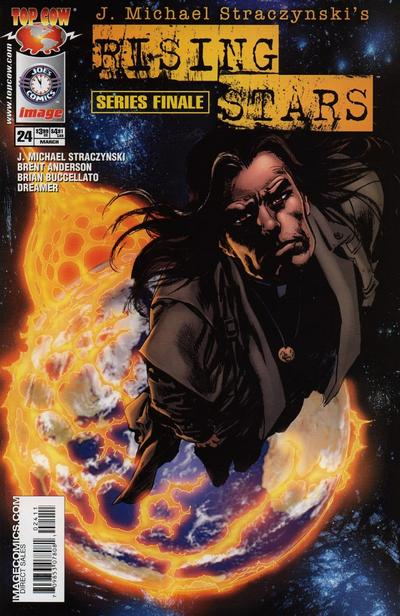 Top Cow - Rising Stars - Bright #24 (Oferta Capa Protectora)