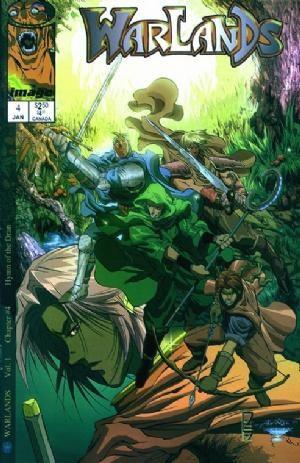 Image Comics - Warlands #4 (Oferta de Capa Protectora)