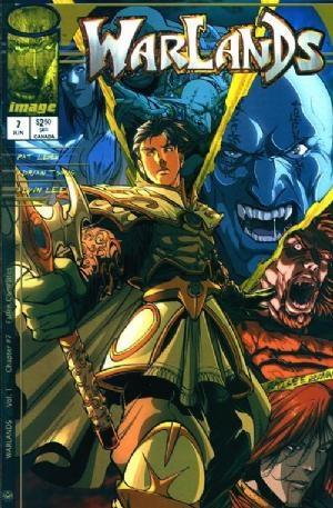 Image Comics - Warlands #7 (Oferta de Capa Protectora)