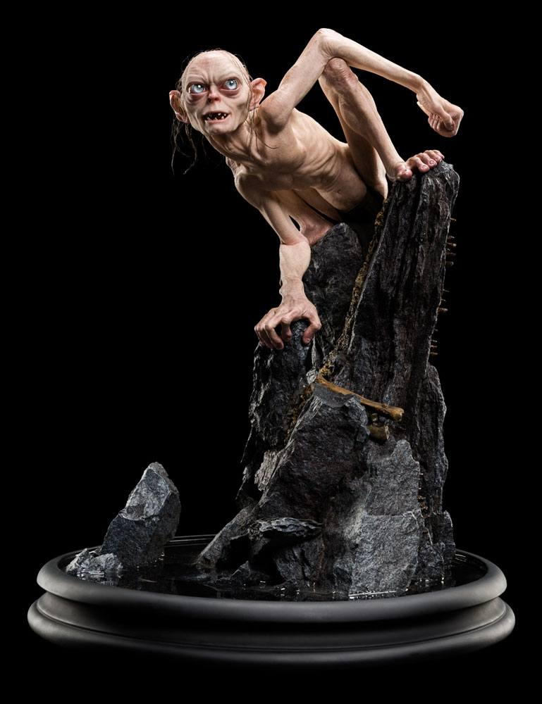Lord of the Rings Masters Collection Statue 1/3 Gollum 42 cm